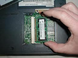 Laptop Upgrade of RAM