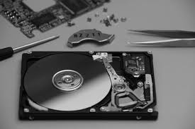 Data Recovery of Hard Disk Image