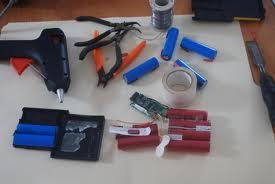 Repair Laptop Battery Equipments