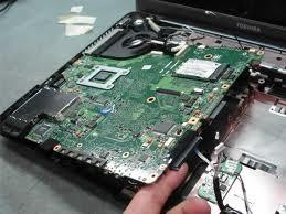 Repairing Laptop Motherboard