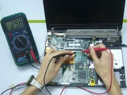 Diagnosting Laptop Motherboard