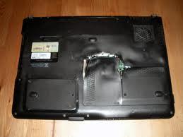 Laptop Overheating, Causing Casing To Deform